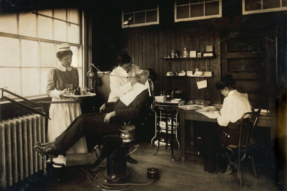 Here Are A Few More Interesting Tidbits about Dental History! | Samuels Dental Arts PC