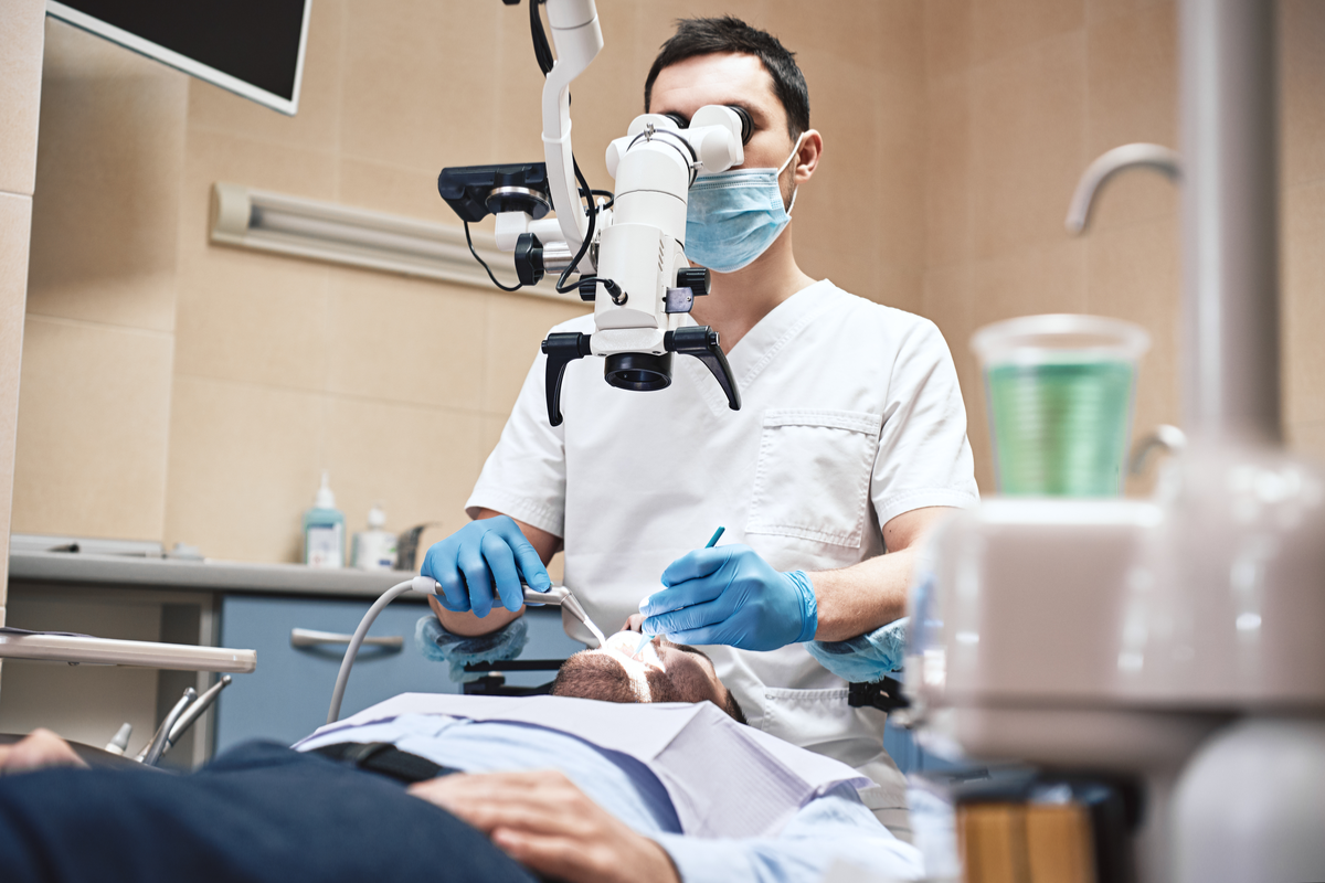 Can I Have IV Sedation Anesthesia for Any Type of Dental Work?